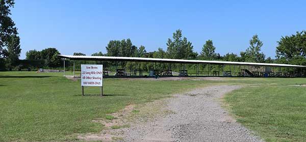 Old Fort Gun Club 100 Yard Rifle Range