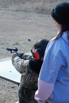 learning to shoot