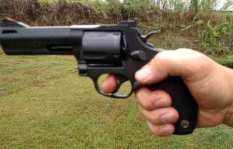 Taurus Tracker .44 Magnum Trigger Reach