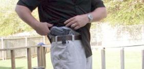 concealed handgun picture
