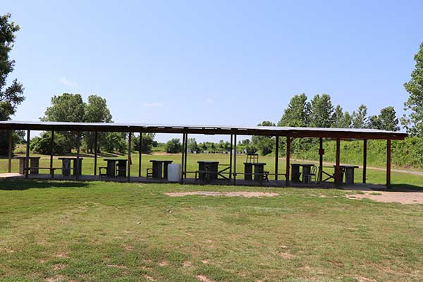 Old Fort Gun Club 300 Yard Rifle Range