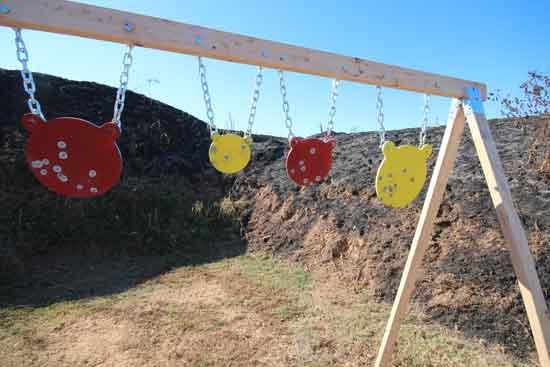 Hanging 3/8