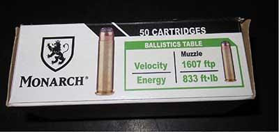 .357 magnum heavy loads for Taurus M605 .357 magnum