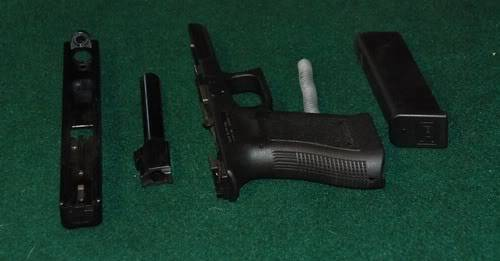 GLOCK Disassembled