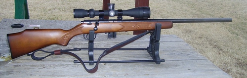 Marlin 917 varmint rifle picture
