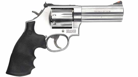 Smith and Wesson SS .357 Magnum Revolver