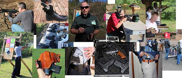 Concealed Carry Evaluation Firearms Picture