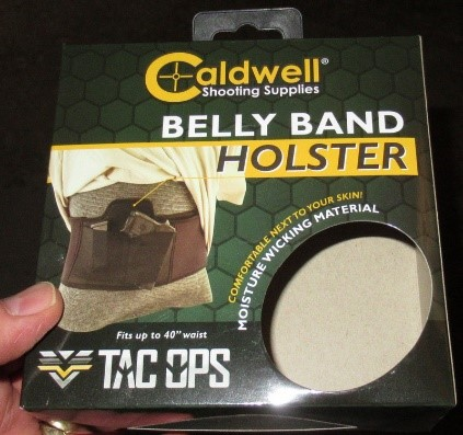 Caldwell Belly Band IWB Holster