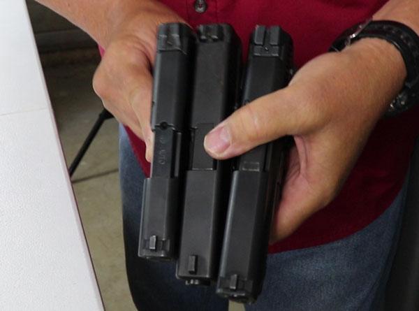 Comparison of Self Defense Pistols