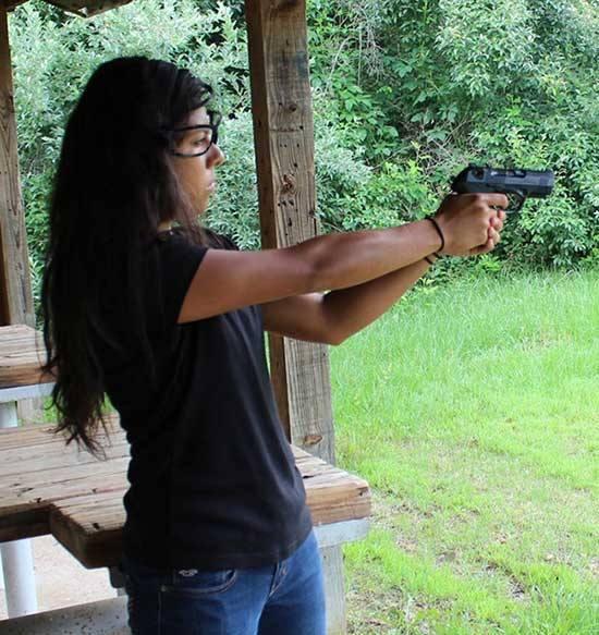 Shooting A Beretta Px4 Storm