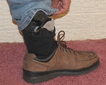 Hidden Ankle Holster