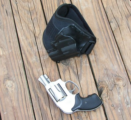 Fobus Ankle Holster For J Frame Revolver