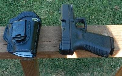 FrontLine IWB Holster For GLOCK