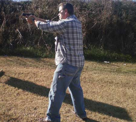 Shooting The GLOCK 23