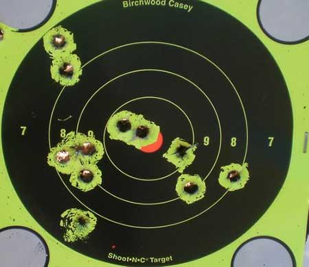 GLOCK 23 Target