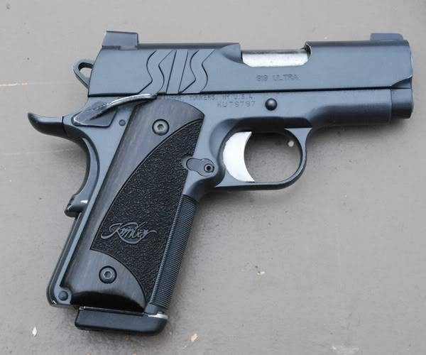 Kimber SIS Ultra Carry Right Side