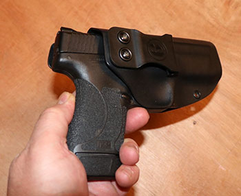 On Your Six IWB Holster