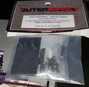 OuterImpact Sight Adapter