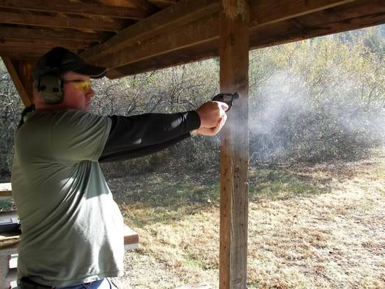 Shooting the Ruger LCR Revolver