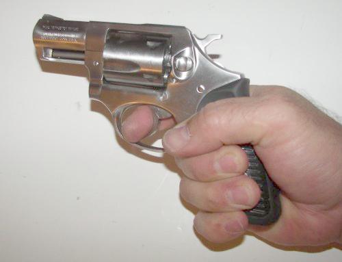 Ruger SP101 Trigger Reach