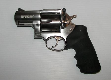 Ruger Alaskan .44 Magnum Side View
