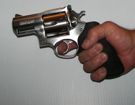 Ruger Alaskan .44 Magnum Trigger Reach