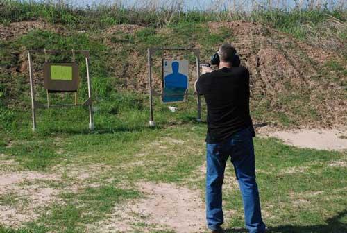 Range Shooting The Ruger SR9C