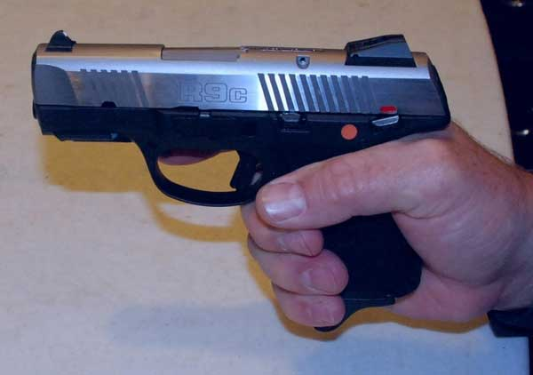 Ruger SR9C Stainless Steel Compact Pistol Review