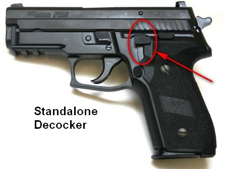 Hammer Fired Pistol For CCW