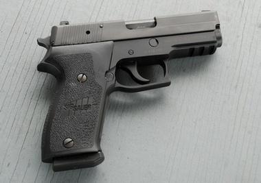 Sig Sauer P220 .45ACP pistol