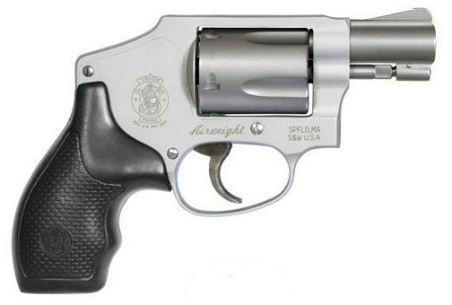 Concealable J Frame Revolver