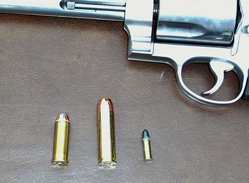 S&W 500 Magnum Revolver Ammo