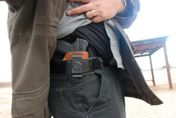 Taurus PT140 Millennium Pro Concealed Carry