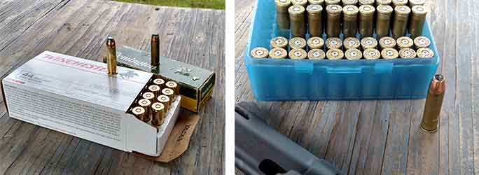 .44 Magnum Ammo For Taurus Tracker