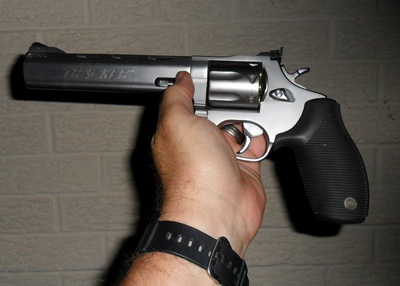 The  357 Magnum for Home Defense