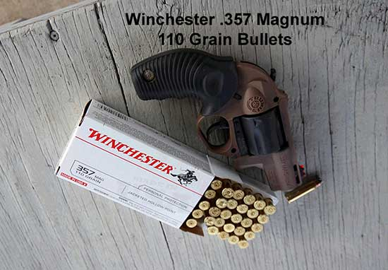 Best Ammo Load for Taurus M605 .357 magnum