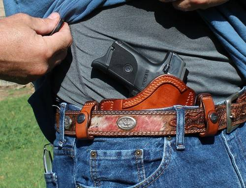 Front Line IWB Holster For Ruger