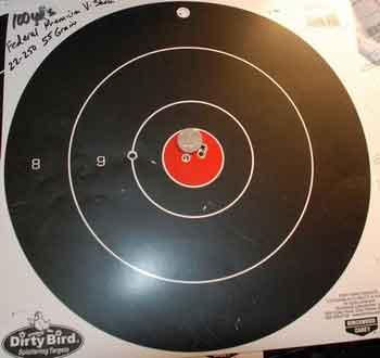 Remington 700 vlss picture