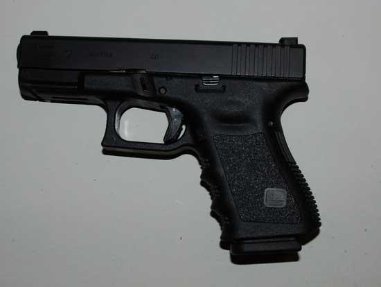 GLOCK 23 .40S&W Pistol