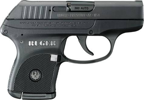 Ruger LCP .380 Semi Auto Pistol
