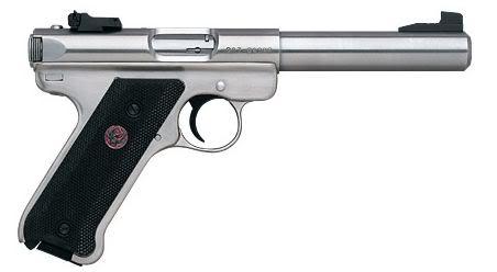 Ruger Mark III .22 Semi Auto Pistol