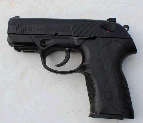 Beretta Px4 Storm 9mm or .40 S&W concealed handgun