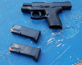 Taurus Millennium PT140 Pistol Picture