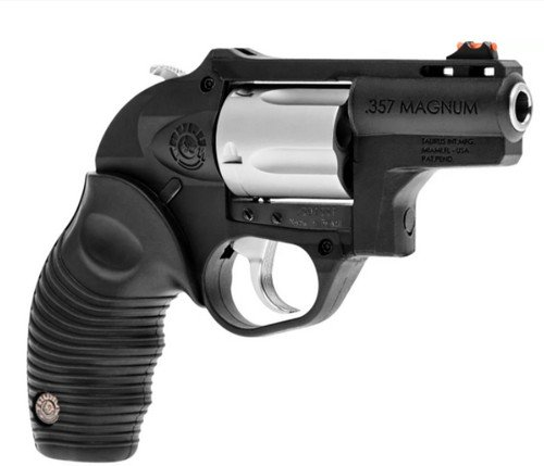 Taurus Poly Protector .357 with stainless steel cylinder