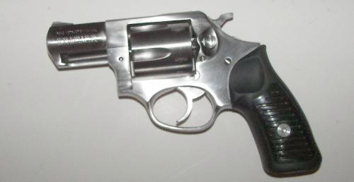 Ruger SP101 .357 Magnum Side Controls
