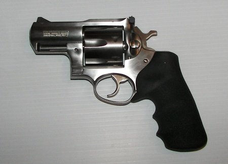 Ruger Alaskan .44 Magnum Side View