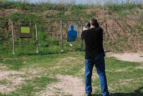 Range Shooting The Ruger SR9C