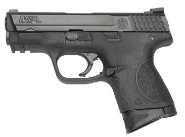 Compact Smith and Wesson Military and Police Handgun