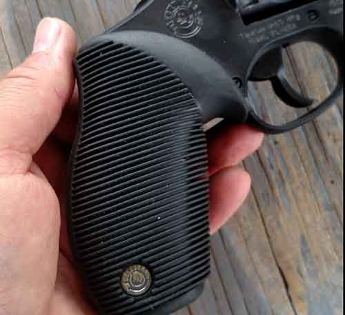 Taurus Tracker .44 Magnum Ribber Grips