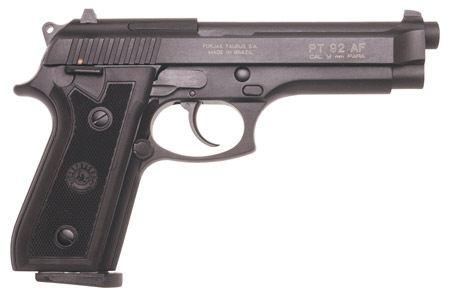 Taurus PT92 9mm Pistol Side View